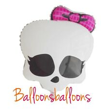 "Monster High 20""skull Party Balloon Helium Birthday Decoration Celebration"