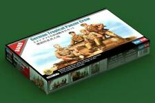 Hobbyboss 84409 1:35th scale German WWII Tropical Panzer Crew