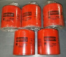 Lot of 5, Cooling System Filter Baldwin BW5071, Free Shipping within the US!