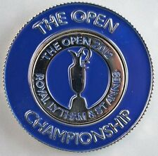 2012 OFFICIAL British Open (Royal Lytham & St Annes) MAGNETIC DISC & BALLMARKER