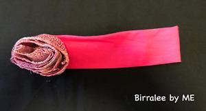 Infants Headband Handmade by Birralee by ME using Aboriginal fabric.Size 1
