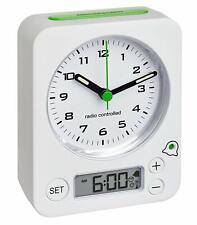 TFA-Dostmann Radio Controlled Electronic Alarm Clock COMBO TFA 60.1511 Travel