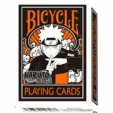 Bicycle NARUTO Playing Cards Limited Japan NEW