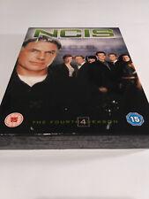 NCIS: Naval Criminal Investigation Service Cuarta temporada Completa Ingles Dvd