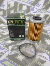NEW Hiflo Oil Filter HF655 for Husqvarna FC450 2014 2015 / FE450 2014 2015 2016