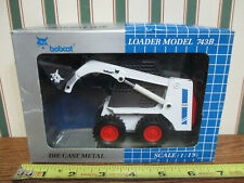 Bobcat 743B Skid Loader By New Clover 1/19th Scale >