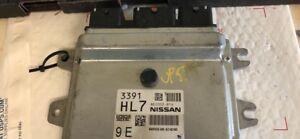 2014-2015 Nissan Versa ecm ecu computer NEC002-816