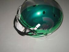 Mark Dantonio Michigan State Spartans Signed Full Size Chrome Football Helmet