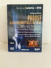DVD DeAgostini Invito al balletto Proust N° 38 Nuovo Non Blisterato