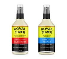 RoyalSuper Citrus Glue Remover Lace Front & Lace Release Solvent Dissolver 100ml