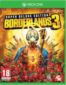 Borderlands 3 - Super Deluxe Edition | Xbox One New