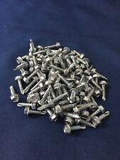 """#8 x 5/8"""" HWH 410 Stainless Steel Self Drilling Screw #2 Drill Point 100 pcs"""