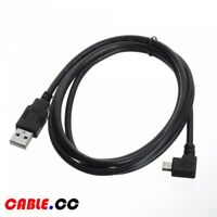 30 inches Angled Micro USB Cable RR-AUMCBU-30G