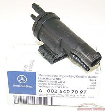 Mercedes-Benz W163 W164 W171 W202 W203 W208 Change Over Valve Germany Genuine OE