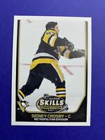 2017-18 Panini NHL Sticker Collection #456 Sidney Crosby Pittsburgh Penguins