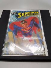 Superman The Man of Steel DC Comic Book 1st. Issue July 1991
