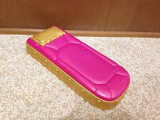 Barbie Doll The Diamond Castle Gold Hot Pink Princess Bed Bedroom Furniture
