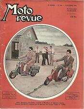 MOTO REVUE N° 958 - 7 OCTOBRE 1949