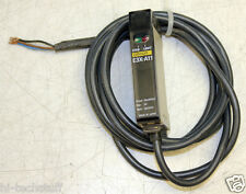 Omron Corporation E3X-A11 Fiber-Optic Photoelectric Sensor
