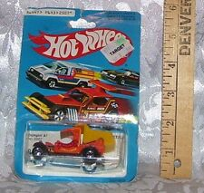 VTG SEALED ON CARD HOT WHEELS 1979 DUMPIN' A CAR #2507 MADE IN HONG KONG