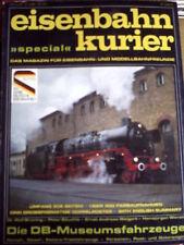 Eisenbahn Kurier Special 05 1985 - Umfang 208 seiten