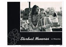 STARDUST MEMORIES WOODY ALLEN 11X14 LOBBY CARD