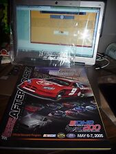 2005 Darlington Dodge Charger 500 Official Nascar souvenir Race Program  May 6-7