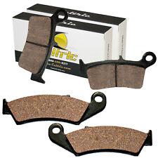 Tusk Brake Pad HONDA CR250R 1987-2001 Carbon Fits