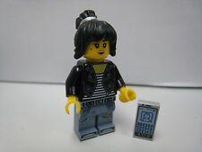 LEGO The Ninjago Movie 70607 Nya minifigure (NEW!) Boys