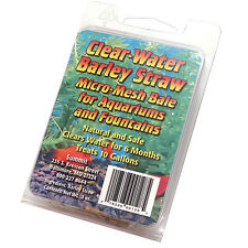 SUMMIT STRAW MICRO MESH BALE BARLEY .03 OZ CLEAR WATER. FREE SHIPPING TO THE USA