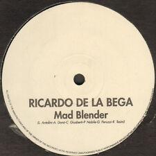 RICARDO DE LA BEGA - Mad Blender - Not On Label