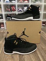 """Nike Air Jordan 12 Retro """"Reverse Taxi"""" Size 11.5 130690-017 OG Box VNDS"""