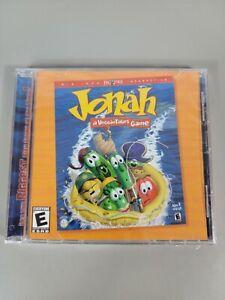 Jonah A VeggieTales Game PC Game Windows CD Childrens  Game New Sealed.