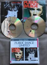 PIL Public Image Ltd First Issue And Second Edition Double Original CDs