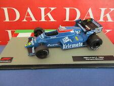 Die cast 1/43 Modellino Auto F1 Osella FA1-F 1984 P. Ghinzani