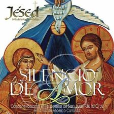 JESED - SILENCIO DE AMOR NEW CD