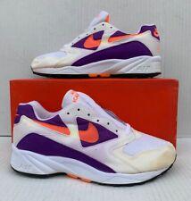 Vintage Nike Air Icarus Extra White/Radiant Orange/Purple DS Size 9 104012-180