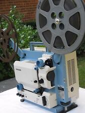 HOKUSHIN SC-210  16MM SOUND MOVIE PROJECTOR   EXC. COND. JUST SERVICED.