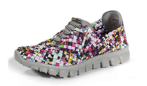 ZEE ALEXIS Danielle Mosaic Multi Sneakers Women's US sizes 6-11 NEW!!!