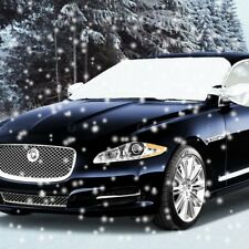 Zone Tech Windshield And Side Mirror Covers Snow Frost Sun Shield Protection