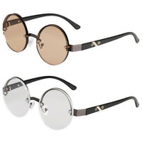 wear +0.00~+4.0 Diopter Eyeglasses Vision Care Round Glasses Reading Glasses
