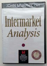 INTERMARKET ANALYSIS by John Murphy * NEW Sealed Stock trading DVD *