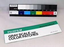 Fuji Escala de grises y guía de separación de Color De Color Gráfico De Color