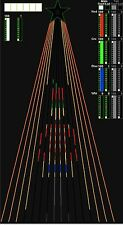 12 or 16 CCR Light O Rama Sequence to Santa and I Know it  Christmas