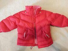 12mo puffy winter coat, baby girl