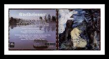 ULVER KVELDSSANGER 1995 HEAD NOT FOUND WINDIR DARKTHRONE MANES FIMBULWINTER