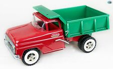 Awesome Vintage Restored 1960 Tonka Hubley Ford Dump Truck Toy