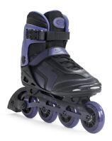 SFR Air X-Pro 80 Inline Skates - Black / Purple