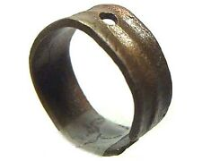 AD400 Handsome Ancient Roman Moesia (Bulgaria) Sculpted Bronze Ring Band Size 6