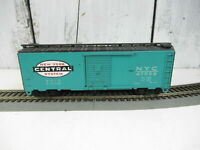 Vintage HO Athearn 40' New York Central Box Car, NYC 47509